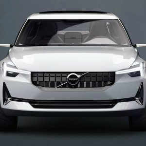 Volvo's First Electric Car 2019